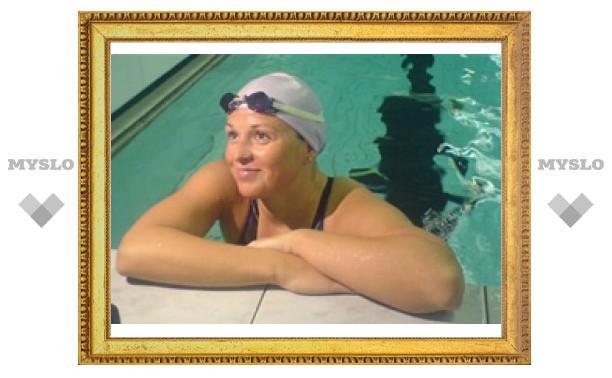 Секунда отделила российскую пловчиху от золота чемпионата мира