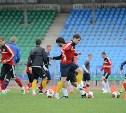 «Арсенал» начал подготовку к первенству ФНЛ