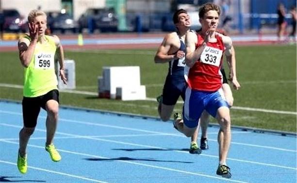 Тульский легкоатлет завоевал бронзу на спартакиаде в Саранске