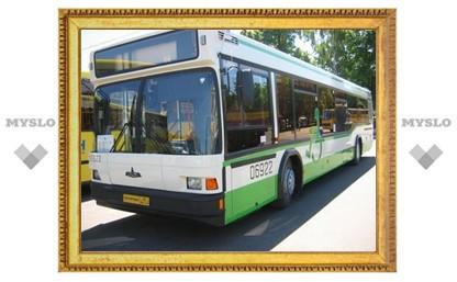 23 октября автобус №12 изменит муршрут