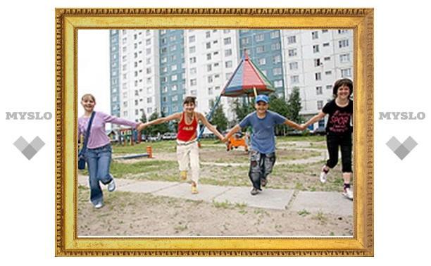 """В Туле стартовала акция """"Безопасный двор"""""""
