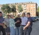 В Туле продолжается реализация программы «Формирование современной городской среды»