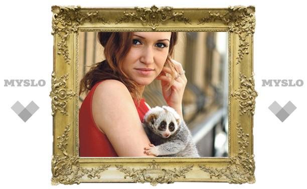 Тулячка Ольга Николаева: Я влюблена в лемура!
