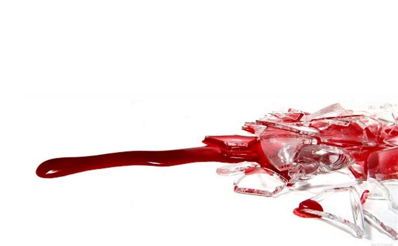 В Венёвском районе воры оставили следы крови в магазине во время ограбления