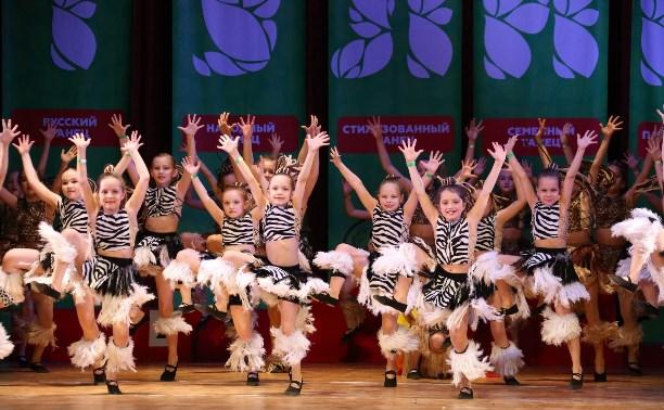 На конкурс в Тулу приехали больше 800 танцоров со всей России