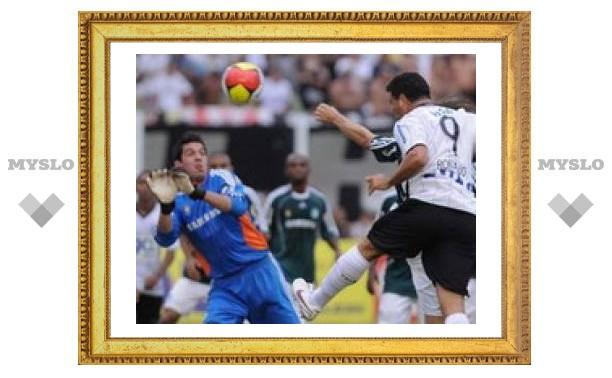 Роналдо забил первый гол после возвращения на поле