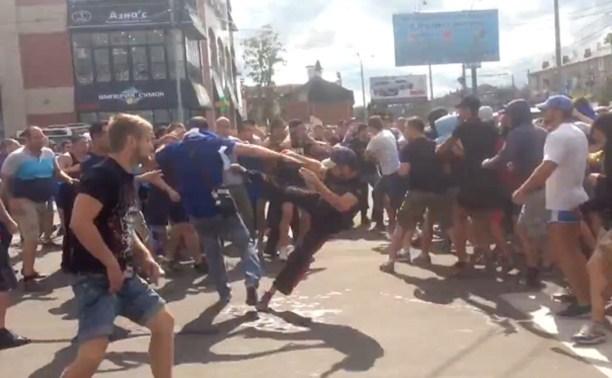 За беспорядки на матче «Арсенал»-«Динамо» задержано 36 человек