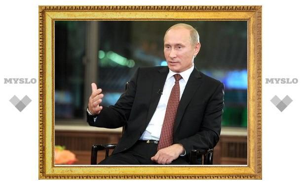 Путин вновь попал в тройку самых влиятельных людей по версии Forbes