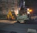 Туляки жалуются на ночной ремонт проспекта Ленина: «Дайте поспать!»