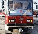 В Мясново женщина попала под трамвай