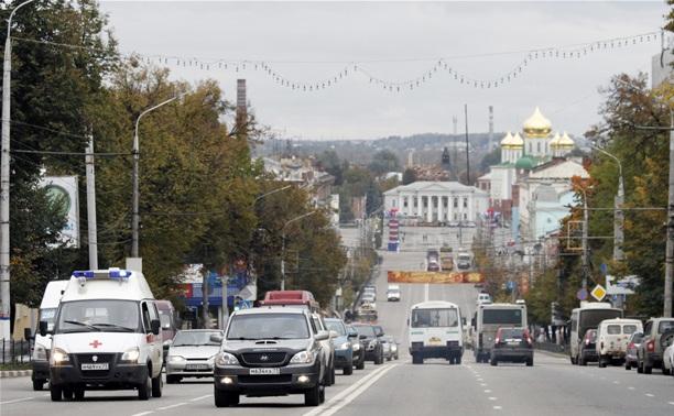 15 марта в Туле движение по проспекту Ленина будет ограничено