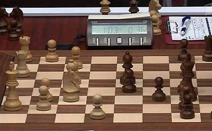 Тульские шахматистки провели очередные партии на чемпионате мира