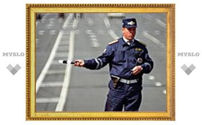 Тульские гаишники проведут неделю безопасности