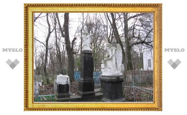 В Туле на кладбище построят музей