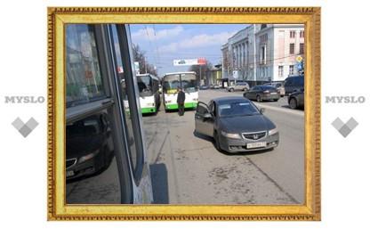 Дорожные войны по-тульски, или заметки одного пассажира