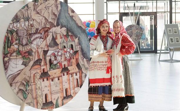 8 сентября музей «Куликово поле» приглашает туляков в атриум кремля и музейный квартал
