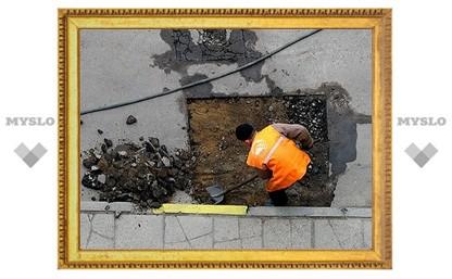 В Туле отремонтируют пять улиц
