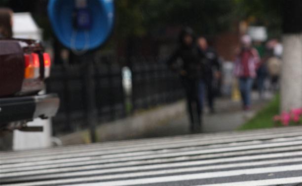 Полиция разыскивает водителя, сбившего в Туле пешехода