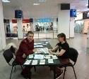 Сотрудники Роспотребнадзора консультируют туляков в торговых центрах