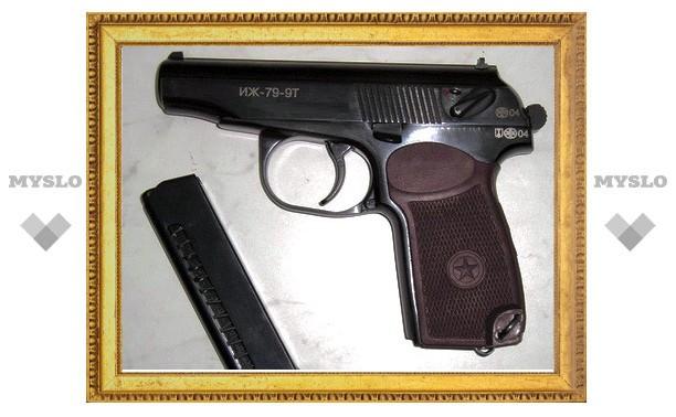 Мужчину расстреляли из травматического пистолета