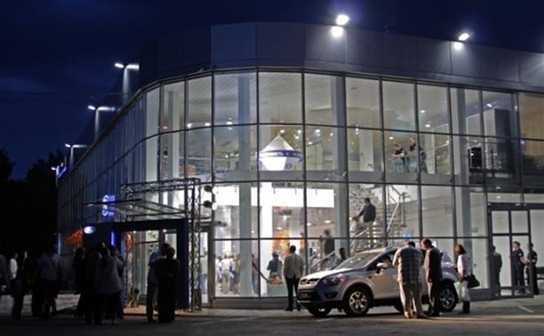 «Форд» в Туле – это Группа компаний «Автошина»