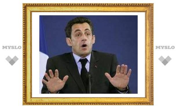 У президента Саркози новая пассия