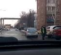 Сотрудников МКУ «Автохозяйство» вновь поймали за нарушением ПДД