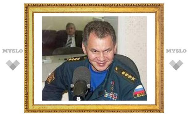 Министр МЧС откроет в Туле пожарную часть