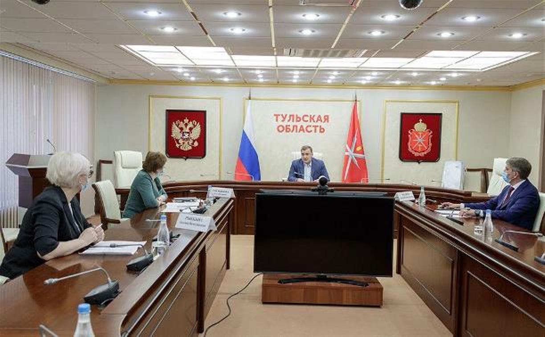 Создан оргкомитет по подготовке к празднованию 80-й годовщины обороны Тулы в Великой Отечественной войне