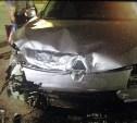 В Заречье мотоциклист госпитализирован после столкновения с иномаркой