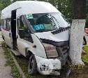 ДТП с маршруткой на пр. Ленина: водителя действительно мог подрезать внедорожник