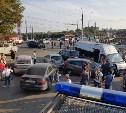 Массовое ДТП на Пролетарском мосту в Туле: подробности