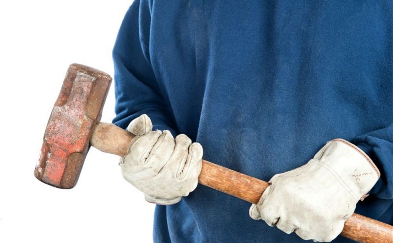 В Киреевске воры проломили кирпичную стену, чтобы украсть продукты и выпивку