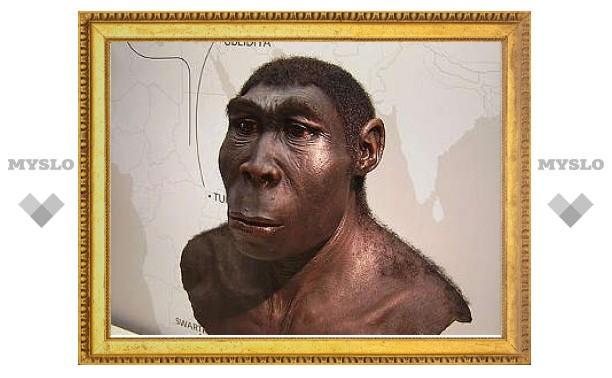 Миллион лет назад человек оказался на грани вымирания