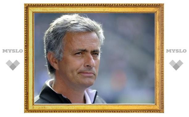 «Арсенал» тренируют по методу Жозе Моуринью