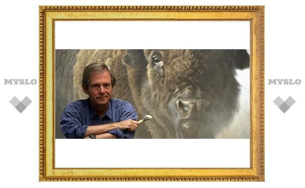 В Туле откроют выставку знаменитого канадского художника