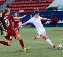 Молодёжка «Арсенала» победила в Саранске
