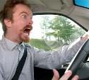 Агрессивные выкрики на дороге могут приравнять к «опасному вождению»