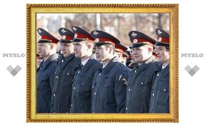 На майские праздники туляков будут охранять 2500 полицейских