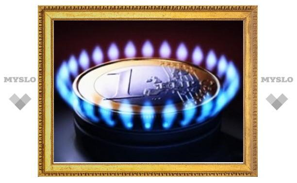 Украина добилась снижения цены на российский газ