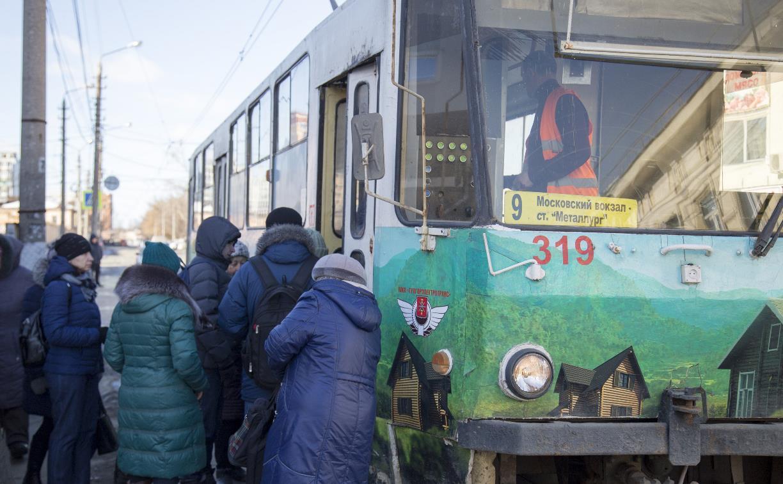 Когда отремонтируют трамвайные пути в Криволучье и на Красном Перекопе?