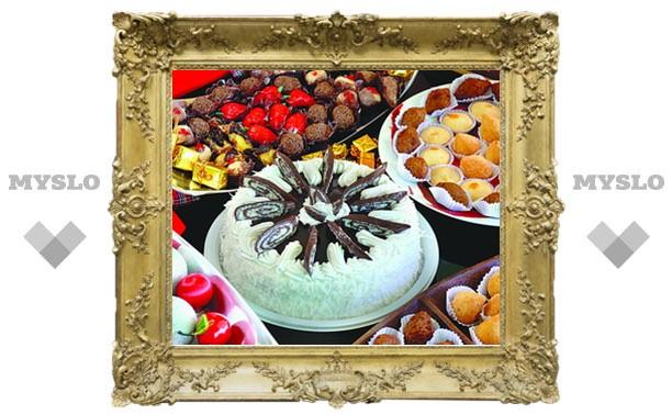 Новогодний кулинарный марафон: cладости для радости