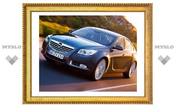 Первый тест-драйв Opel Insignia
