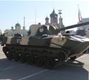 В Туле прошел военный парад