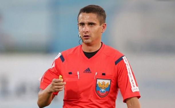Матч «Арсенал» – «Рубин» рассудит Николай Волошин