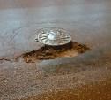Тульские автомобилисты жалуются на опасную яму на улице Мосина
