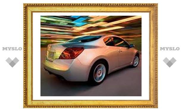 Nissan хочет выпускать открытую версию купе Altima