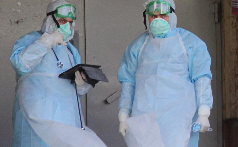 Власти Москвы разрешили лечить легкую форму коронавируса дома