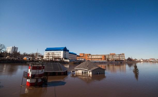 Тулу затопило: Яркие фото паводка