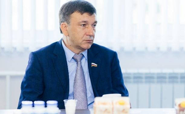 Владимир Афонский: «Изменения в законе о торговле позволят гарантировать равенство производителя и продавца в интересах жителей»
